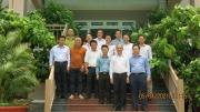 Đoàn công tác Ban quản lý Vườn quốc gia Phong Nha - Kẻ Bàng tham quan học tập kinh nghiệm tại Ban quản lý Vườn quốc gia Côn Đảo