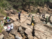 Hoạt động bảo vệ môi trường tại Vườn quốc gia Côn Đảo