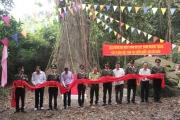 Lễ kỷ niệm 25 năm thành lập Vườn quốc gia Côn Đảo và đón nhận bằng công nhận cây Di sản Việt Nam