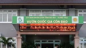 Thăm chúc tết nguyên đán Tân Sửu năm 2021 tại Vườn quốc gia Côn Đảo