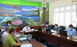 Ban quản lý Vườn quốc gia Côn Đảo triển khai đồng bộ các giải pháp nhằm phòng, chống dịch Covid-19