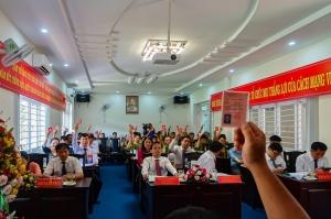 ĐẠI HỘI ĐẢNG VIÊN ĐẢNG BỘ BAN QUẢN LÝ VƯỜN QUỐC GIA CÔN ĐẢO LẦN THỨ I, NHIỆM KỲ 2020 – 2025