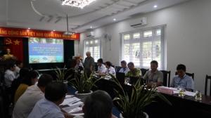 Hội thảo góp ý dự thảo Hồ sơ đề cử Vườn quốc gia Côn Đảo là Vườn di sản ASEAN