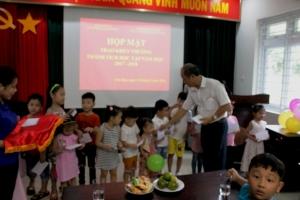 Vườn quốc gia Côn Đảo tổ chức vui chơi, tặng quà cho các cháu thiếu nhi nhân ngày quốc tế thiếu nhi 01/6/2018