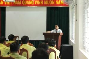 Triển khai chuyên đề học tập tư tưởng đạo đức, phong cách Hồ Chí Minh và Chỉ thị số 05-CT/TW của Bộ Chính trị gắn với thực hiện Nghị quyết số 04-NQ/TW của Ban Chấp hành Trung ương Đảng khóa XII
