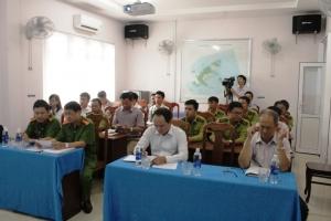 Khai giảng lớp tập huấn quản lý, sử dụng vũ khí quân dụng và công cụ hỗ trợ