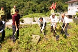 Lễ khởi công dự án đầu tư xây dựng Vườn quốc gia Côn Đảo giai đoạn 3