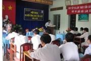 Hội nghị Cán bộ, CCVC Vườn Quốc Gia Côn Đảo