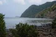 Ong Dung beach, Con Son island